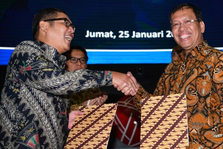 Tax office, IDX Sign MoU to Simplify Listed Companies' Annual Tax Returns